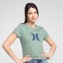 Camiseta Hurley Feminina Icon