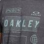Camiseta Oakley Global Tag Heather