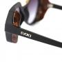 Óculos Evoke Avalanche WD01 Black Matte Gun Brown