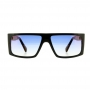 Óculos Evoke B-Side A01 Black Gold Blue Gradient