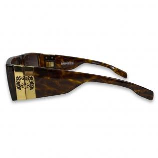 Óculos Evoke Bomber G22 Turtle Gold Brown Gradient