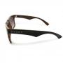 Óculos Evoke EVK 22 WD01 Black Shine Wood Gold