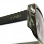 Óculos Evoke EVK 30 H01 Black Shine Grey Gradient