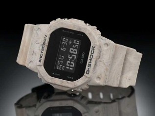 Relógio G-SHOCK DW-5600WM-5DR Marble Series
