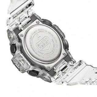 Relógio G-Shock GA-700SKE-7ADR Transparent Series