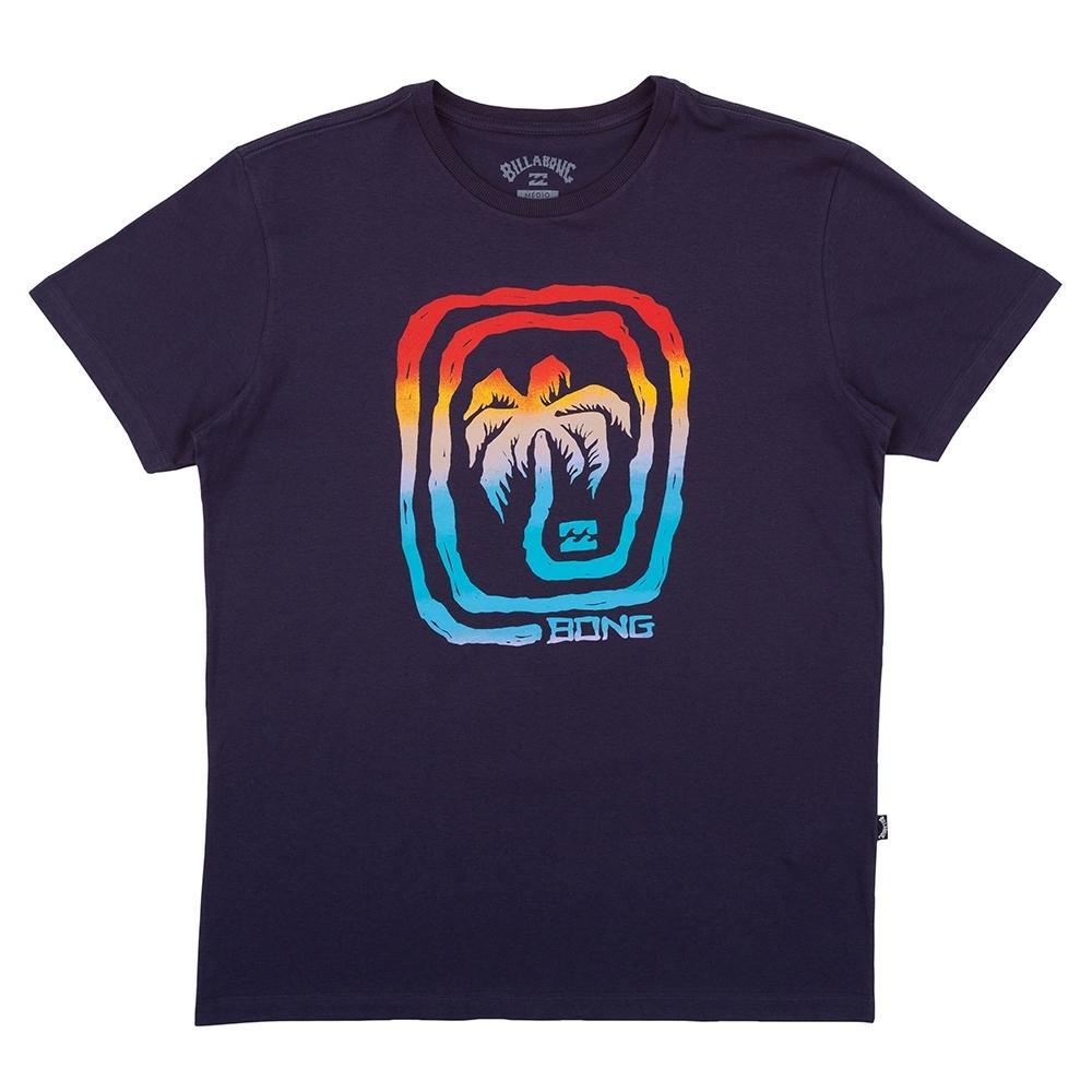 Camiseta Billabong Infantil Maze