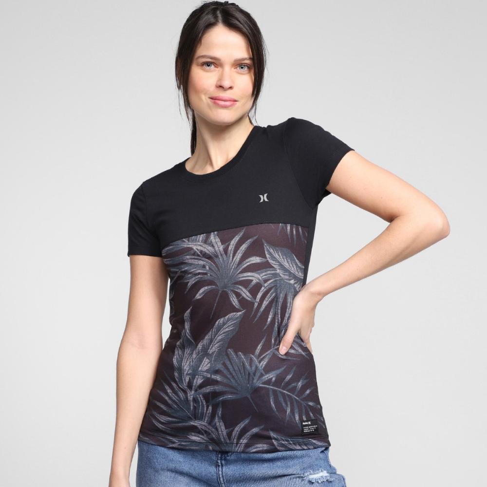 Camiseta Hurley Feminina Sublime