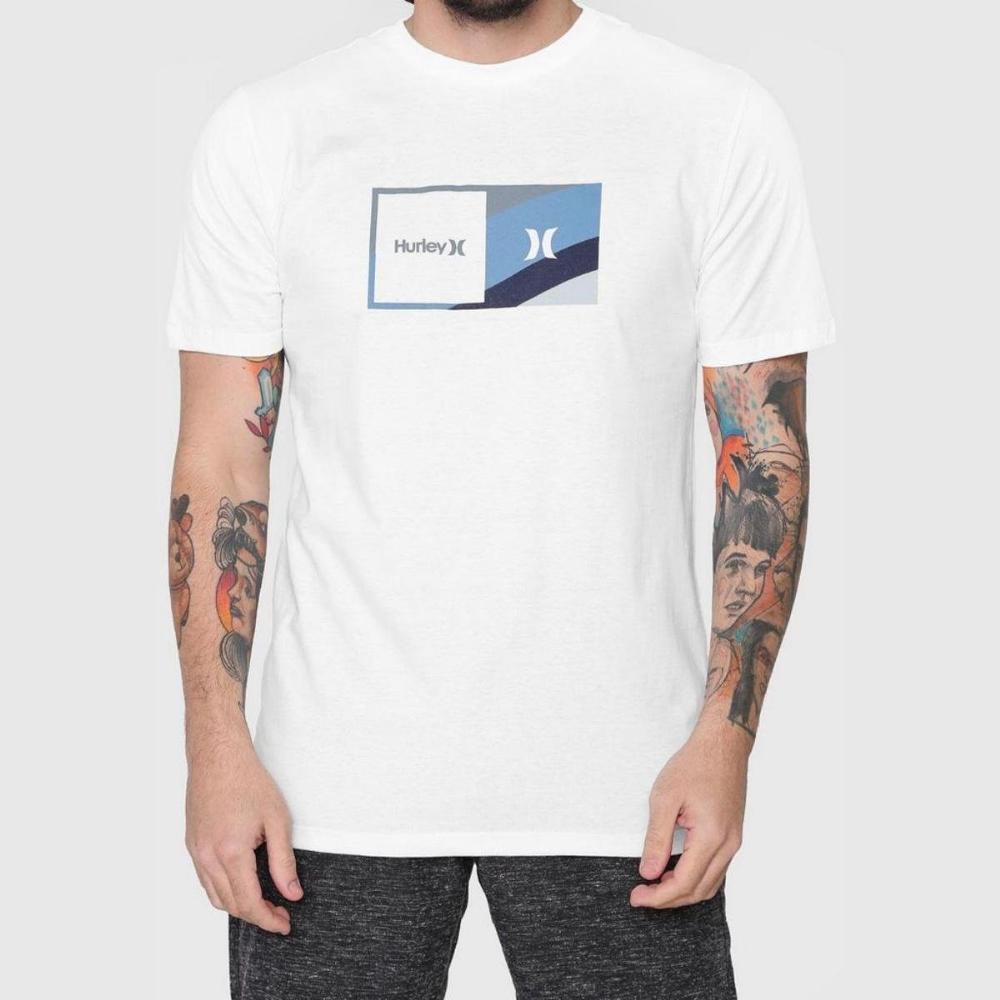 Camiseta Hurley Halfer