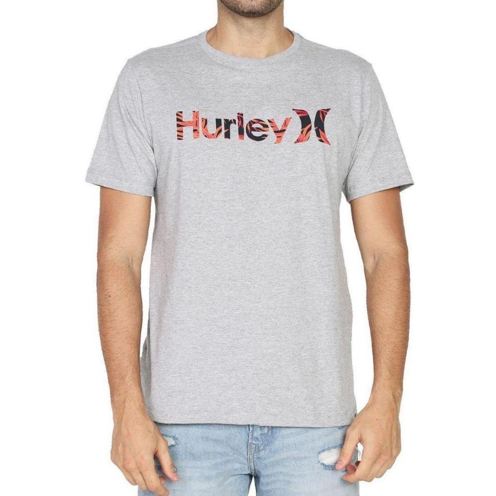 Camiseta Hurley One & Only Silk