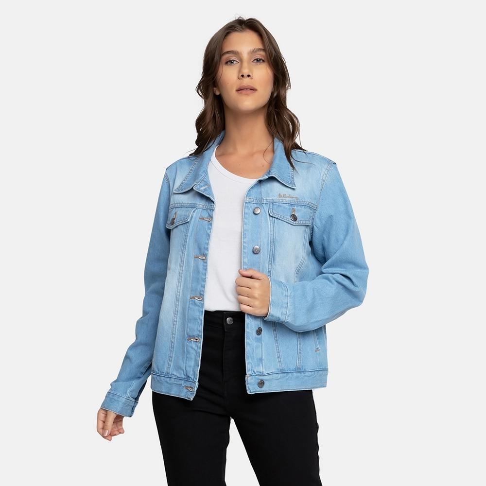 Jaqueta Jeans Billabong Feminina Such A Trip