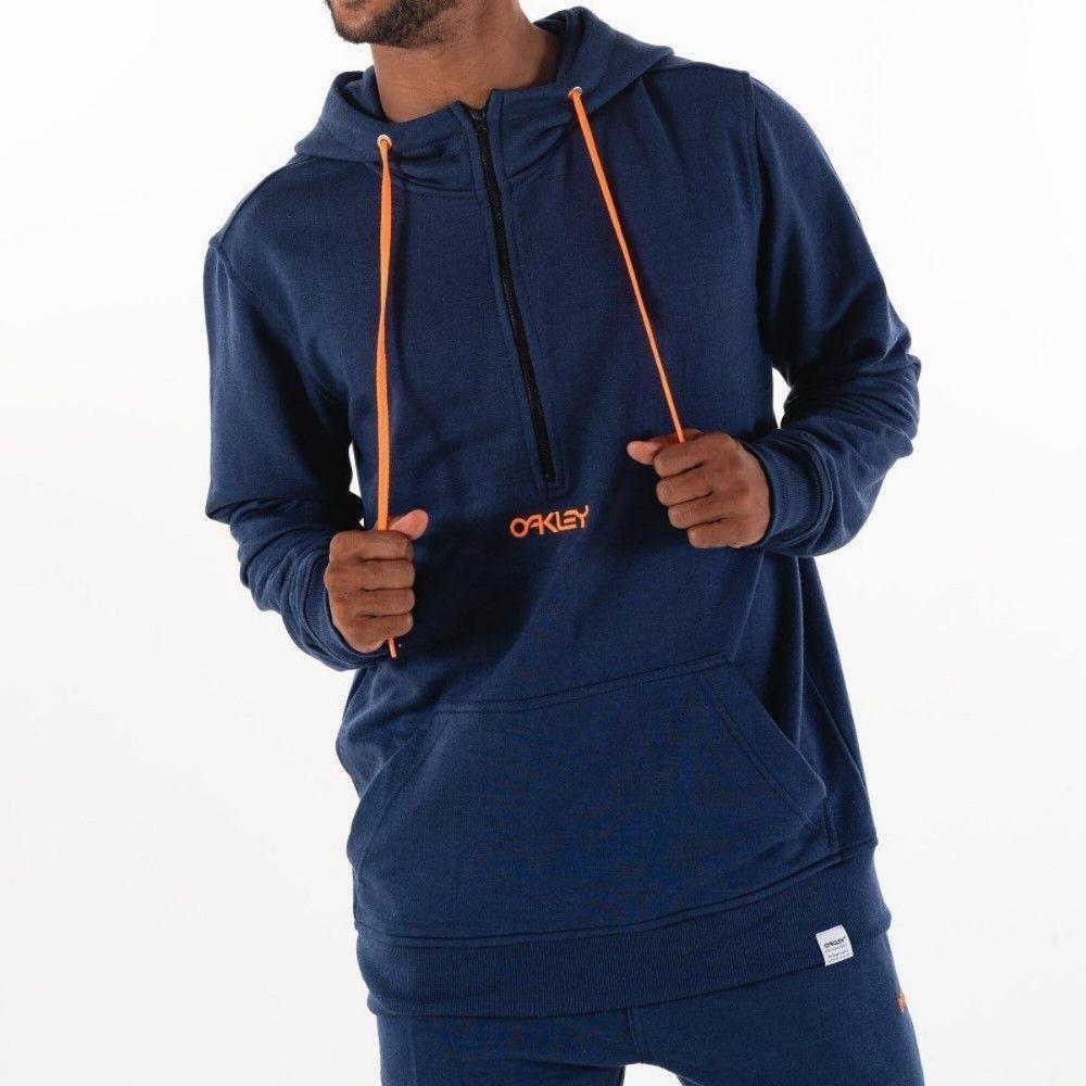 Moletom Oakley Half Zip Pullover