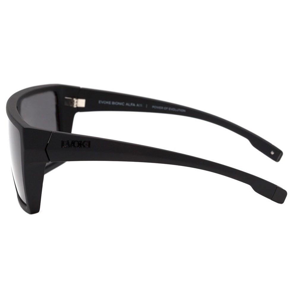 Óculos Evoke Bionic Alfa A12T Black Matte Green
