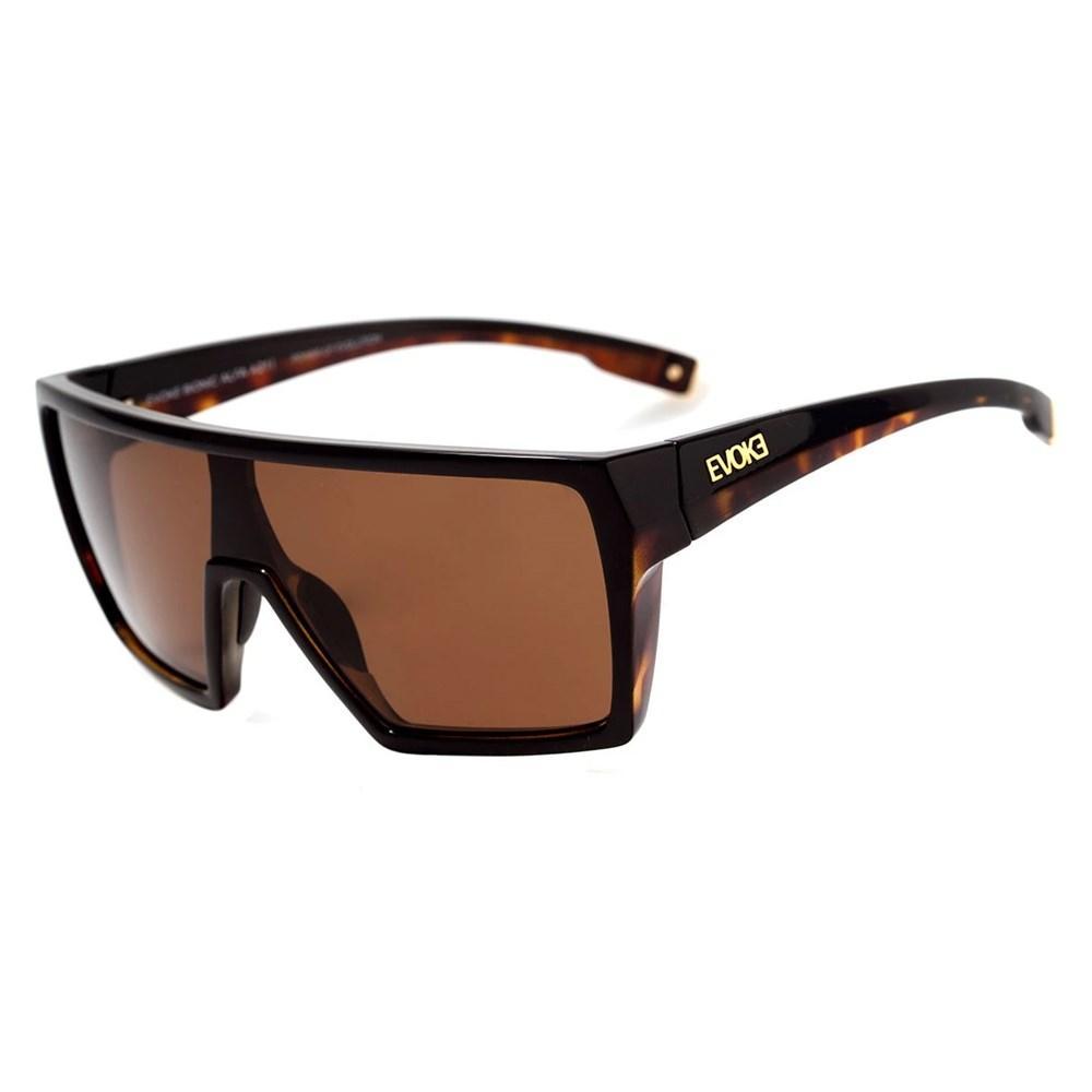 Óculos Evoke Bionic Alfa A21 Black Turtle Gold