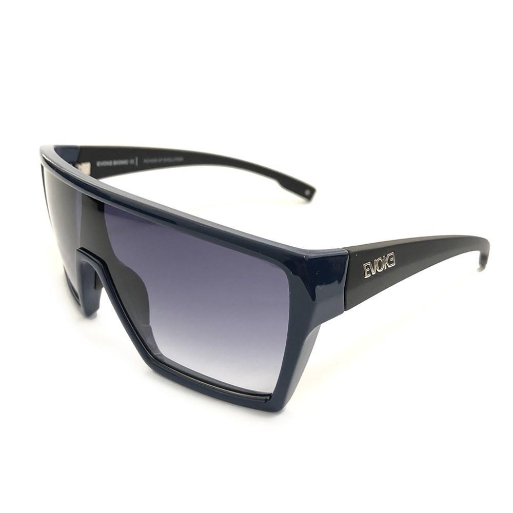 Óculos Evoke Bionic Alfa D01Blue Shine Black