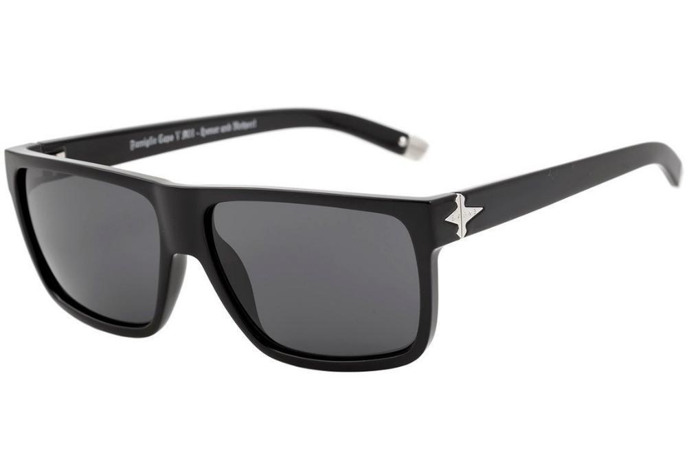 Óculos Evoke Capo V A01 Black Shine Gray
