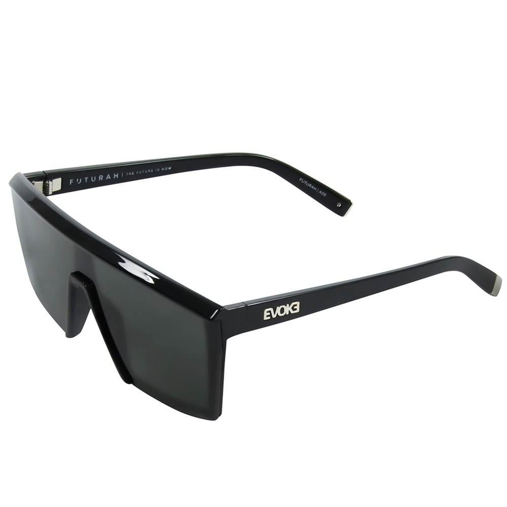 Óculos Evoke Futurah A05 Black Shine