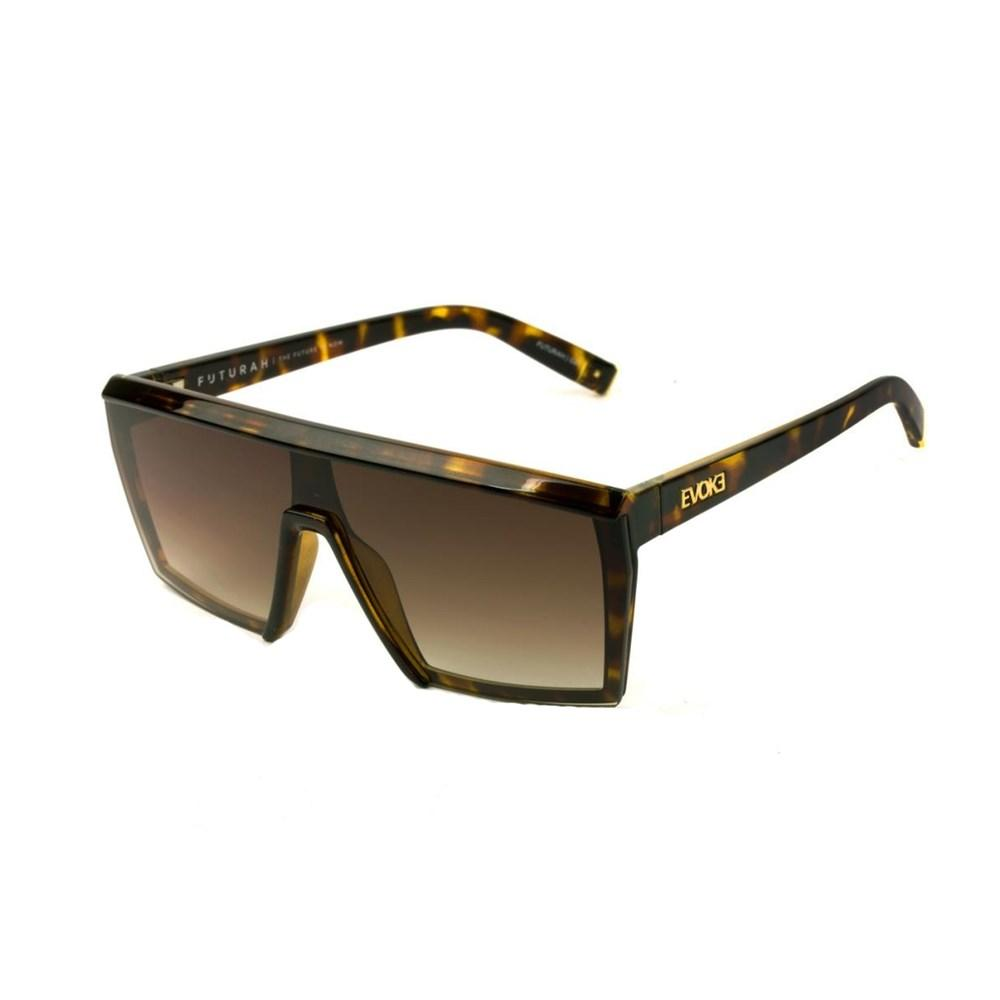 Óculos Evoke Futurah G21 Turtle Shine Gold