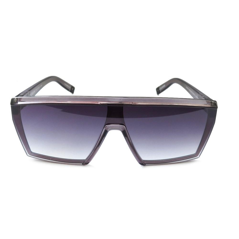 Óculos Evoke Futurah T01 Crystal Gray Silver