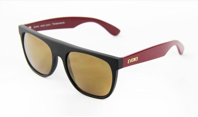 Óculos Evoke Haze A09S Black Wine Gold