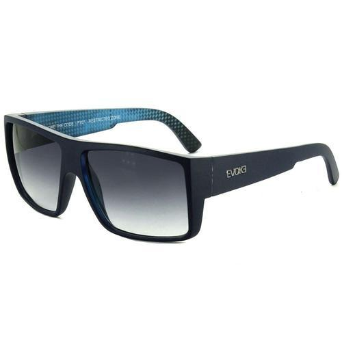 Óculos Evoke The Code PX01 Pixel Blue Gray Gradient
