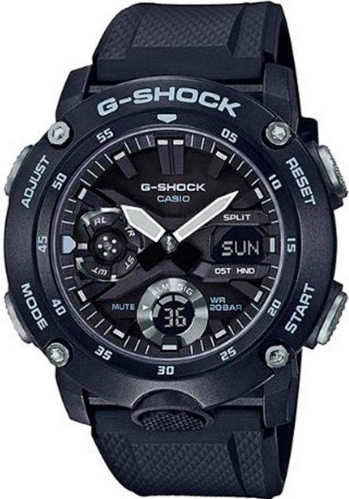 Relógio G-Shock Carbon Core Guard GA-2000S-1ADR