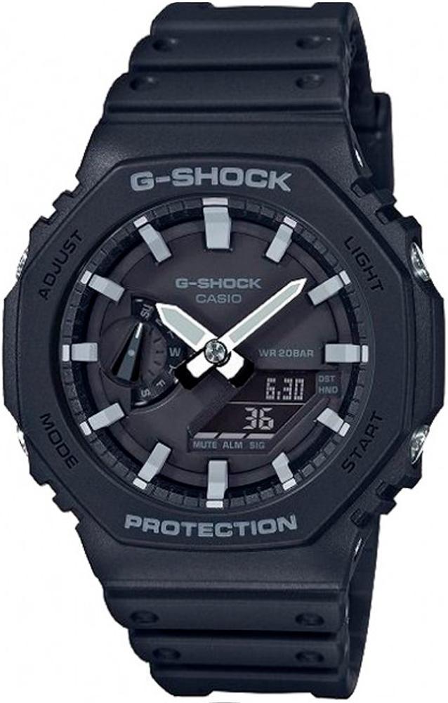 Relógio G-Shock Carbon Core Guard GA-2100-1ADR
