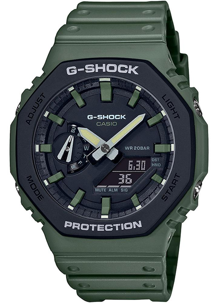 Relógio G-Shock Carbon Core Guard GA-2110SU-3ADR