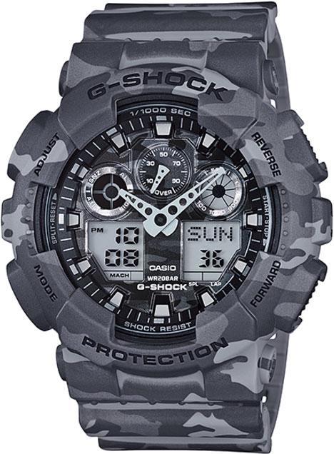 Relógio G-Shock GD-120CM-8DR
