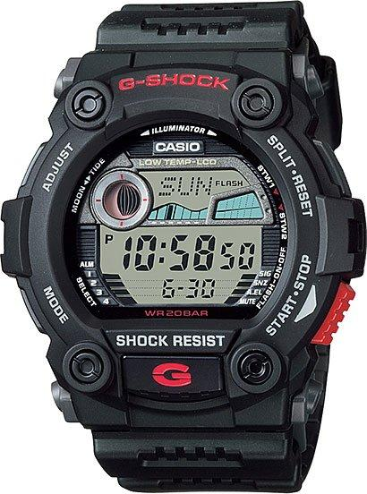 Relógio G-Shock Tábua de Maré G-7900-1DR