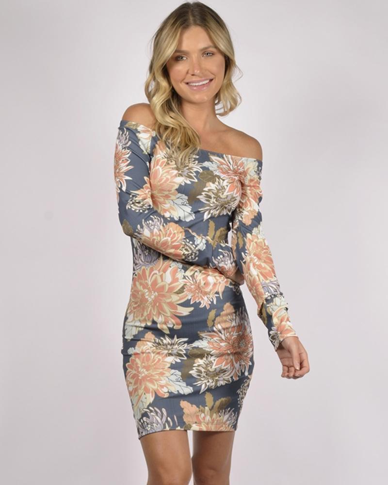 Vestido Rip Curl Sunstters Gipsy Dress