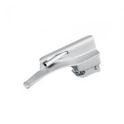 Cabo em Metal MD LED 2W do Laringoscópio Fibra Óptica Médio Tipo C