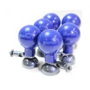 Eletrodos Precordiais Bionet Adulto com Pera 6 Unidades