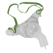 Máscara de Oxigênio Traqueostomia MD Adulto com Conector para Tubo de O2
