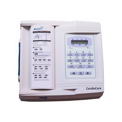 Eletrocardiógrafo CardioCare 2000 Bionet 12 Canais
