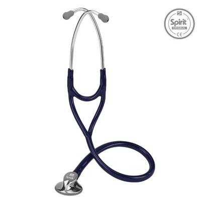 Estetoscópio Spirit Cardiology Master Azul Marinho