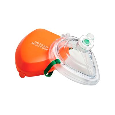 Máscara de Oxigênio para RCP MD Pocket