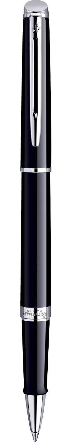 CANETA ROLLER BALL WATERMAN HEMISPHERE NEGRA CT S0920550