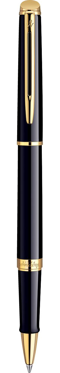 CANETA ROLLER BALL WATERMAN HEMISPHERE NEGRA GT S0920650