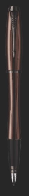 CANETA TINTEIRO PARKER URBAN PREMIUM MARROM METÁLICO CT S0949200