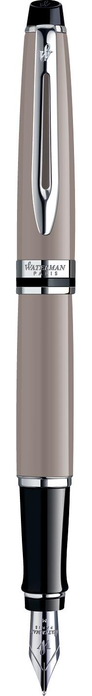 CANETA TINTEIRO WATERMAN EXPERT III MARROM CLARO CT S0952160