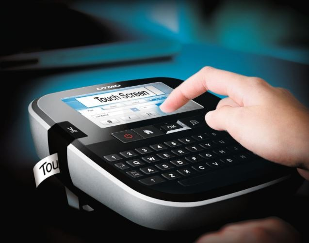 ROTULADOR ELETRONICO DYMO LABEL MANAGER LM500TS TOUCH SCREEN