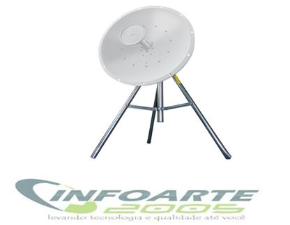UBIQUITI AIR MAX ANTENA RD-5G30 ROCKET DISH 5 GHZ 30DBI  - infoarte2005