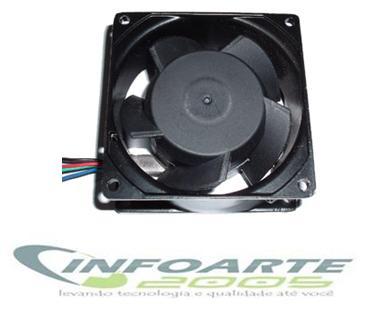 Cooler para caixa Hermetica e outros T. 0,120 x 0,120 x 0,38  - infoarte2005