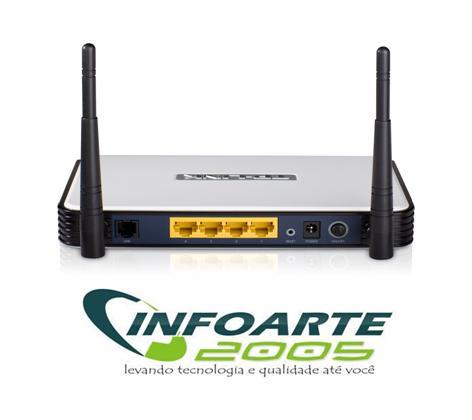 W. TP-LINK MODEM ADSL ROUTER TD-W8960N MIMO  - infoarte2005