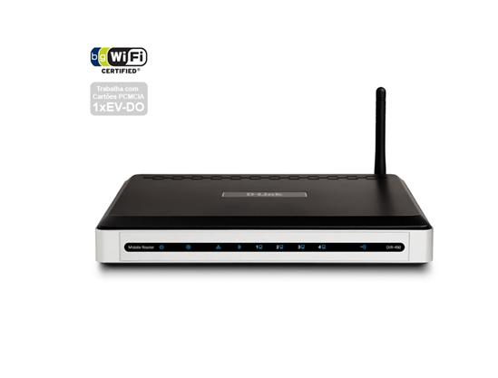 Roteador Wireless 3G DIR-450 da D-Link