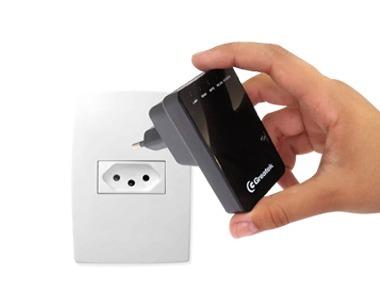Mini Roteador Wireless Greatek Wr3300n 300 Mbps Frete Grátis  - infoarte2005