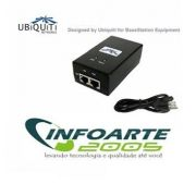 UBIQUITI FONTE-POE-15V- 0,8AMP