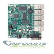 RB450 Placa Routerboard sem case sem fonte