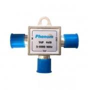 Tap Tipo T 12db 1ghz (phenom) Divisor cabo tv