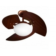 Ventilador Teto Aventador Stilo Cobre/tabaco Tron 127v